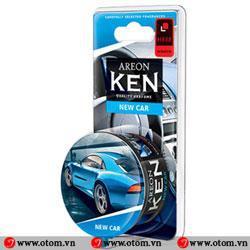 Sáp thơm ô tô cao cấp AREON KEN New Car NK Bulgaria