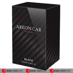 Nước hoa ô tô cao cấp CAR PERFUME BLACK 100ML – Bulgari