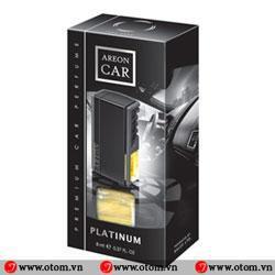 Tinh dầu nước hoa kẹp cửa điều hòa ô tô AREON CAR LUX PLATINUM