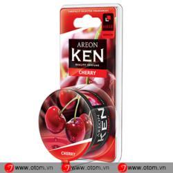 Sáp thơm ô tô cao cấp AREON KEN Cherry