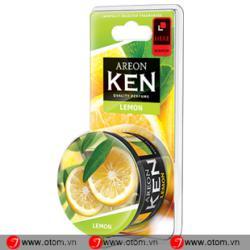 Sáp thơm ô tô cao cấp AREON KEN Lemon