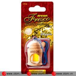 Tinh dầu nước hoa ô tô cao cấp AREON – FRESCO OXYGEN