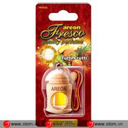 Tinh dầu nước hoa ô tô cao cấp AREON – FRESCO Tutti Frutti