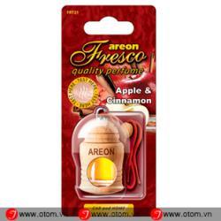Tinh dầu nước hoa ô tô cao cấp AREON – FRESCO Apple & Cinnamon