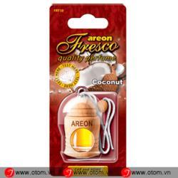 Tinh dầu nước hoa ô tô cao cấp AREON – FRESCO COCONUT