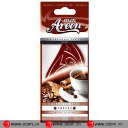 Lá thơm treo ô tô cao cấp – Areon Mon Coffee nhập khẩu EU Bulgaria