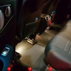 Thảm Lót Sàn Ô tô Mercedes Benz GLC – Nhập Khẩu Thái Lan