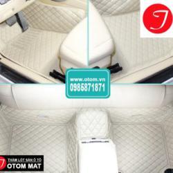 Thảm lót sàn xe ô tô BMW X3 Cao cấp – Otom mat made in Việt Nam