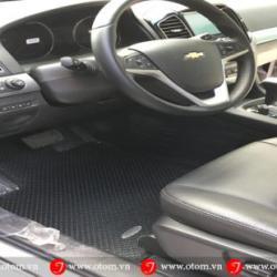 Thảm Lót Sàn Ô tô Chevrolet Captiva – Nhập Khẩu Thái Lan