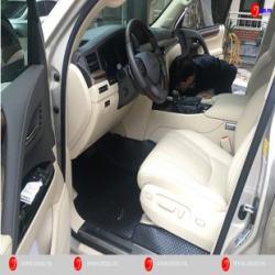 Thảm Lót Sàn Ô tô Lexus LX570 – Nhập Khẩu Thái Lan
