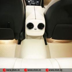 Thảm Lót Sàn Ô Tô Cao Cấp Mercedes C300 AMG Nhập Khẩu Thái Lan