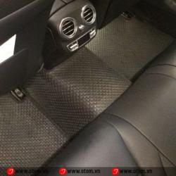 Thảm Lót Sàn Ô Tô Cao Cấp Mercedes C200 Nhập Khẩu Thái Lan