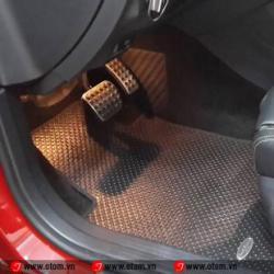 Thảm Lót Sàn Ô Tô Cao Cấp Mercedes GLA 200 Nhập Khẩu Thái Lan