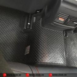 Thảm Lót Sàn Ô Tô Mercedes CLA 200 Bằng Cao Su NK Thái Lan