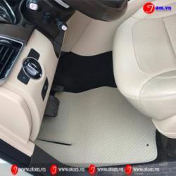 Thảm Lót Sàn Ô Tô Cao Cấp Mercedes GLS400 4Matic