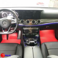 Thảm Lót Sàn Ô Tô Luxury Red Special Edition