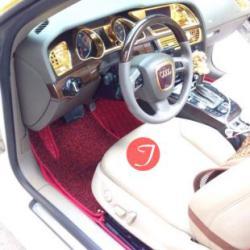 Thảm lót sàn ô tô Audi Q7 otom mat – Made In Việt Nam