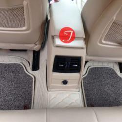 Thảm để chân ô tô BMW seri 7 – Otom mat made in Việt Nam