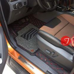 Thảm lót sàn ô tô cao cấp Ford Ranger – Otom mat Made In Việt Nam