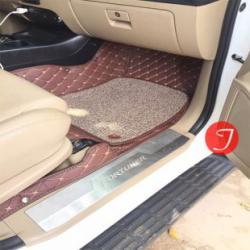 Thảm để chân Ô Tô Cao Cấp Toyota Fortuner – Otom mat Made in Việt Nam