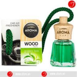 Aroma Car Wood Mini – Tinh dầu ô tô xe hơi Pháp | OTOM Việt Nam