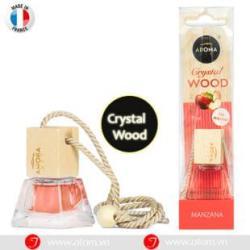 Aroma Car Crystal Wood – Tinh dầu nước hoa ô tô Pháp | OTOM Việt Nam