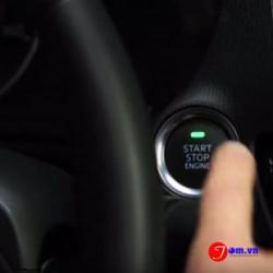 Đề nổ từ xa Engine Start Stop Smart Key cao cấp cho xe Audi – OTOM Mat Việt Nam