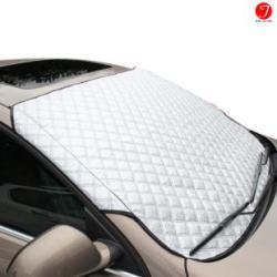 Bạt chống nóng kính lái tráng nhôm 3 lớp | OTOM Việt Nam