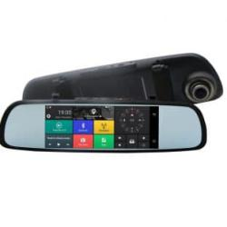 Camera Hành Trình Webvision M39 | Gắn Gương Kèm Camera Lùi