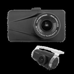 Camera Hành Trình Webvision S8 Plus | Kết nối Wifi Tích Hợp Camera Lùi