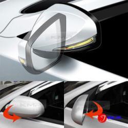 Thiết bị tự động gập gương lên kính chống kẹt cho Mazda – OTOM Mat Việt Nam
