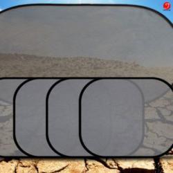 Tấm | Rèm che nắng ô tô 5 miếng – Chống nóng ô tô