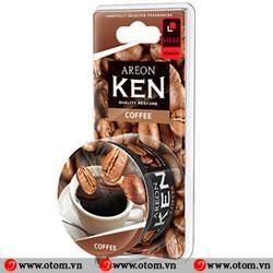 Sáp thơm ô tô cao cấp AREON KEN Coffee