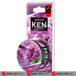 Sáp thơm ô tô cao cấp AREON KEN Lilac