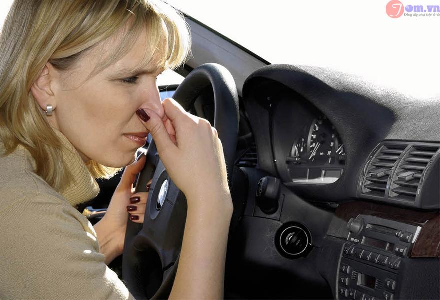 Tinh dầu thơm ô tô khử mùi 1