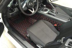 Thảm lót sàn ô tô 5D cao cấp OTOM Mat sản xuất tại Việt Nam