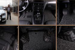 Thảm lót sàn ô tô Da PUX cao cấo Không mùi Otom mat – Made In Việt Nam