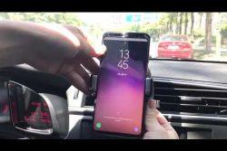 Giá đỡ điện thoại phụ kiện không thể thiếu trên xe hơi
